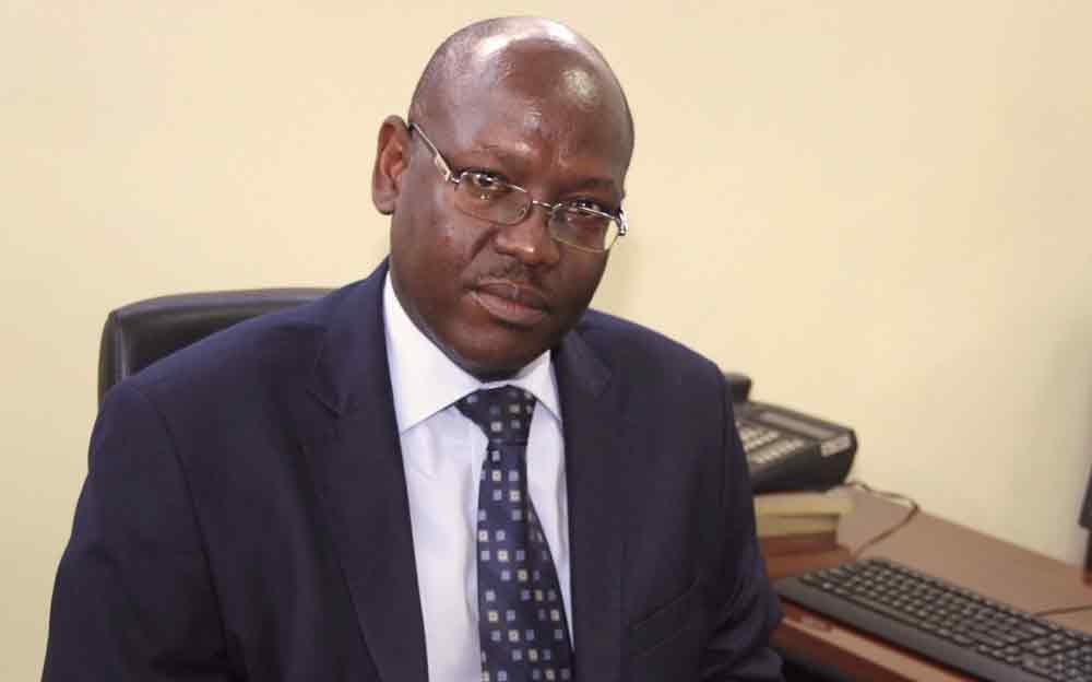Mr Mwenda K. M'Marete