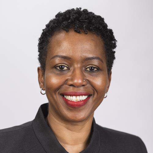 Ms Darliah Mbugua